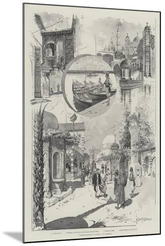 Constantinople in London, at Olympia-Joseph Holland Tringham-Mounted Giclee Print