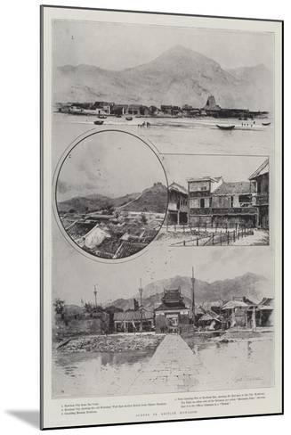 Scenes in British Kowloon-Joseph Holland Tringham-Mounted Giclee Print