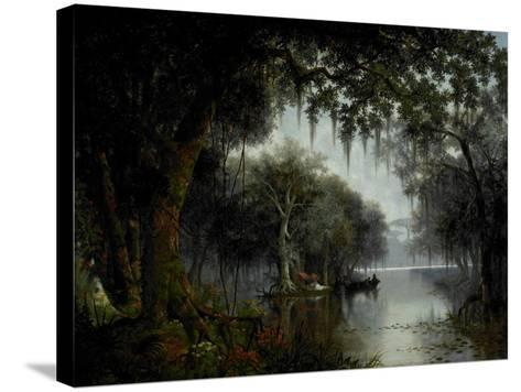 The Land of Evangeline, 1874-Joseph Rusling Meeker-Stretched Canvas Print
