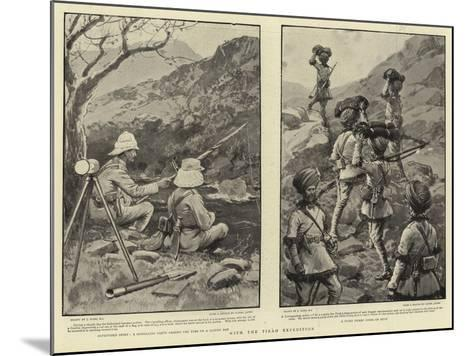 With the Tirah Expedition-Joseph Nash-Mounted Giclee Print
