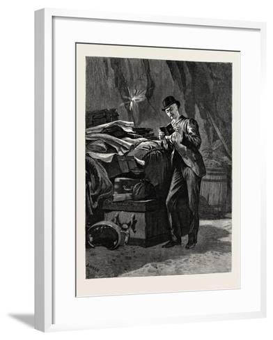 Matt-Joseph Nash-Framed Art Print
