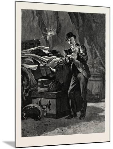 Matt-Joseph Nash-Mounted Giclee Print