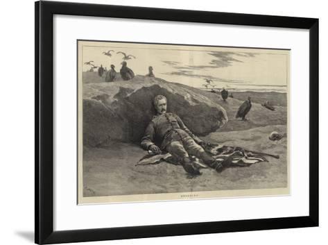Deserted!-Joseph Nash-Framed Art Print