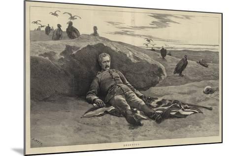 Deserted!-Joseph Nash-Mounted Giclee Print