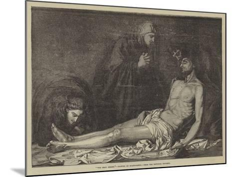 The Dead Christ-Jusepe de Ribera-Mounted Giclee Print
