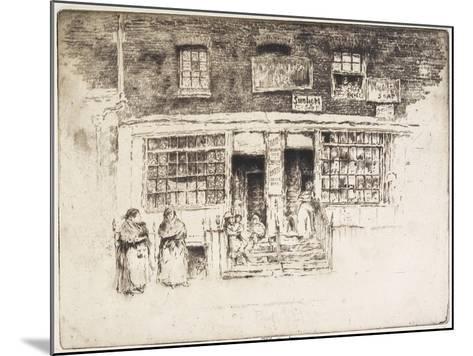 Sunlight Soap, 1905-Joseph Pennell-Mounted Giclee Print