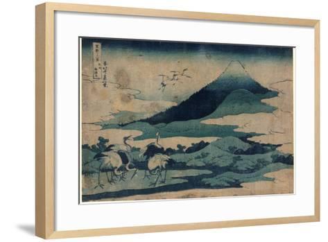 Soshu Umezawa Zai-Katsushika Hokusai-Framed Art Print