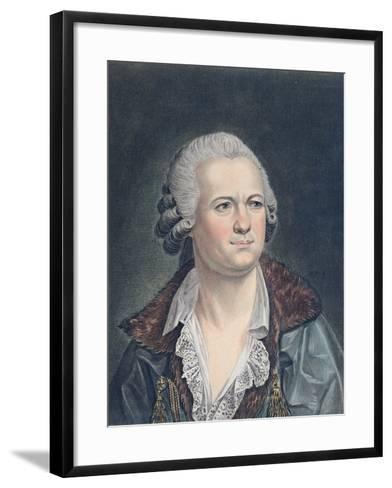 Pierre-Joseph Desault, 1800- Kimly-Framed Art Print