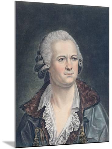 Pierre-Joseph Desault, 1800- Kimly-Mounted Giclee Print