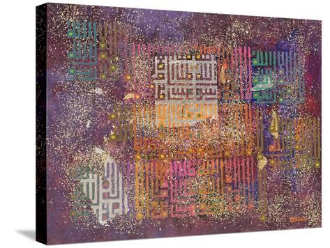 Cosmic Revelations, 1999-Laila Shawa-Stretched Canvas Print