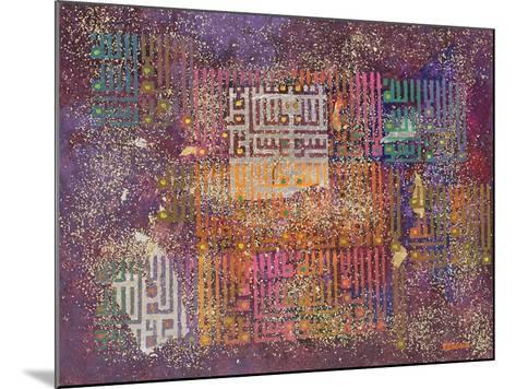 Cosmic Revelations, 1999-Laila Shawa-Mounted Giclee Print