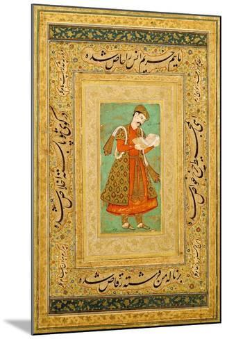 Portrait of a Courtier, C.1590-1605- Manohar-Mounted Giclee Print