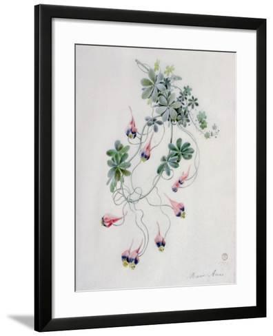 Flower Pieces- Marie-Anne-Framed Art Print
