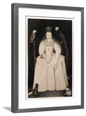 Arabella Stewart-Marcus Kels the younger-Framed Art Print