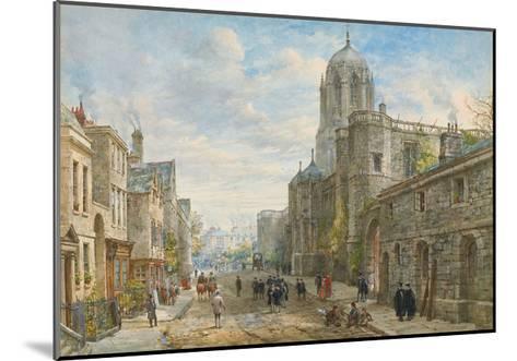 Christ Church, Oxford-Louise Ingram Rayner-Mounted Giclee Print