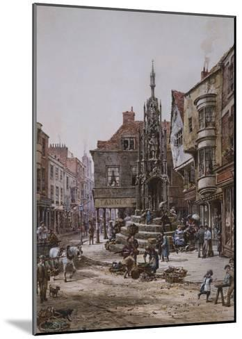 The Cross, Winchester-Louise Ingram Rayner-Mounted Giclee Print