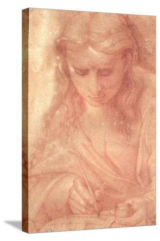 St. John the Divine-Luca Signorelli-Stretched Canvas Print