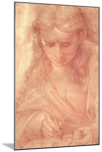 St. John the Divine-Luca Signorelli-Mounted Giclee Print