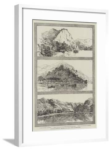 The Burmah Expedition-Melton Prior-Framed Art Print