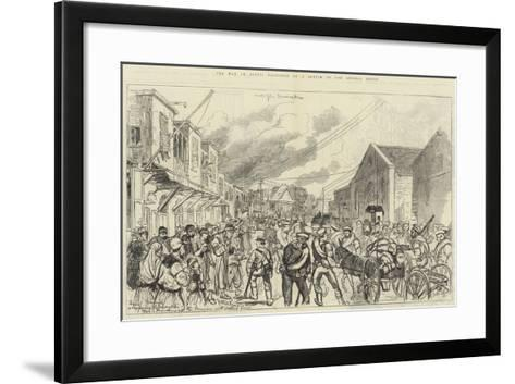 The War in Egypt-Melton Prior-Framed Art Print