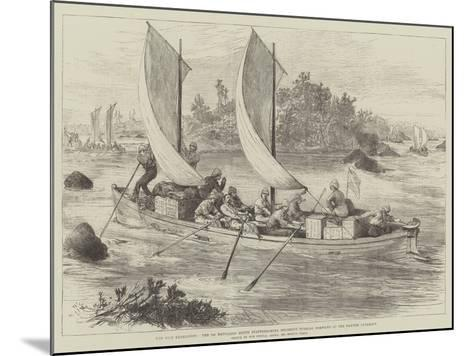 The Nile Expedition-Melton Prior-Mounted Giclee Print