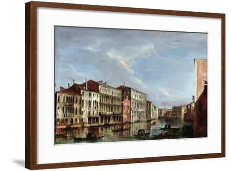 View of Venice-Michele Marieschi-Framed Art Print