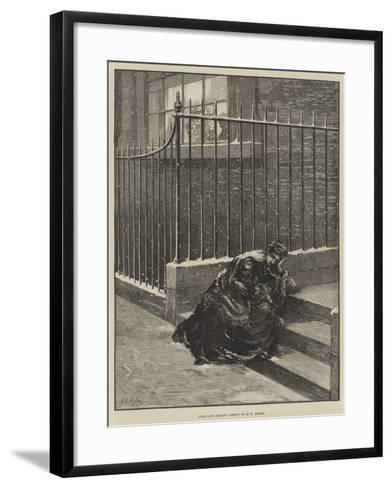 Light and Shadow-Matthew White Ridley-Framed Art Print