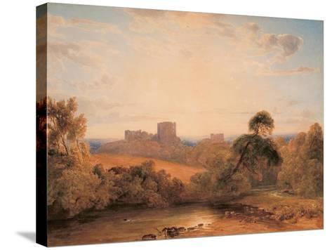 Kenilworth Castle, C.1827-Peter De Wint-Stretched Canvas Print