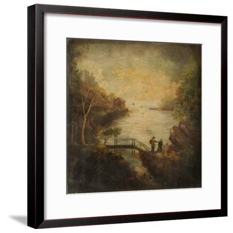 Killarney Castle-Patrick O'Connor-Framed Art Print