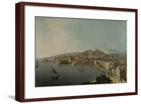 Naples-Pietro Antoniani-Framed Art Print