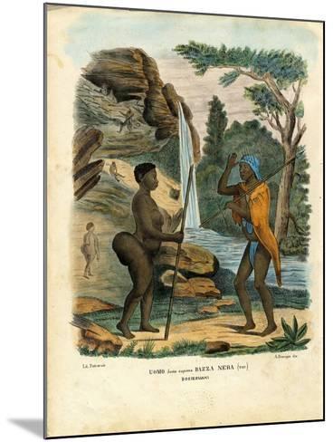 Hottentots, 1863-79-Raimundo Petraroja-Mounted Giclee Print