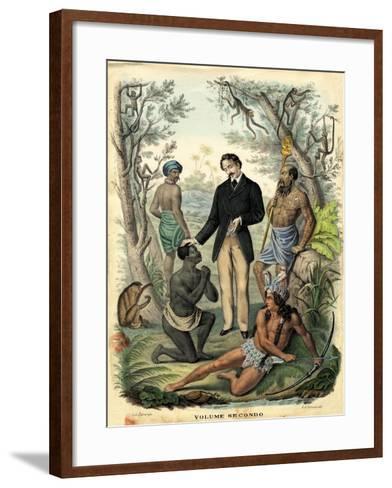Title Page, 1863-79-Raimundo Petraroja-Framed Art Print