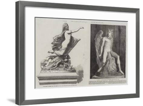 The International Exhibition-R. Dudley-Framed Art Print
