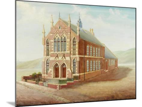 Moor Street Primitive Methodist Church-R.M. Hall-Mounted Giclee Print