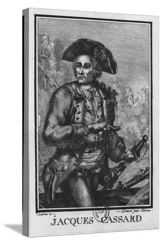 Jacques Cassard- Pierron-Stretched Canvas Print