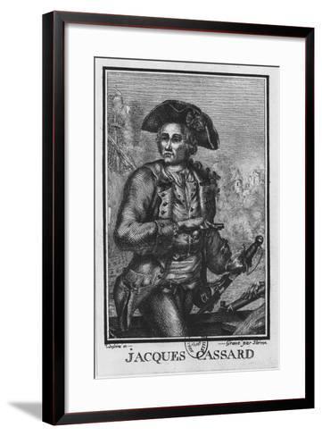 Jacques Cassard- Pierron-Framed Art Print