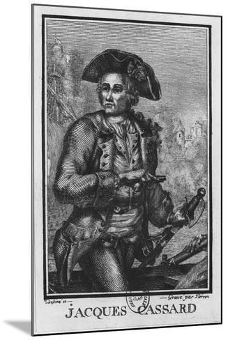 Jacques Cassard- Pierron-Mounted Giclee Print