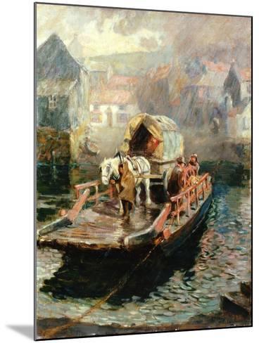 Hylton Ferry, 1910-Ralph Hedley-Mounted Giclee Print