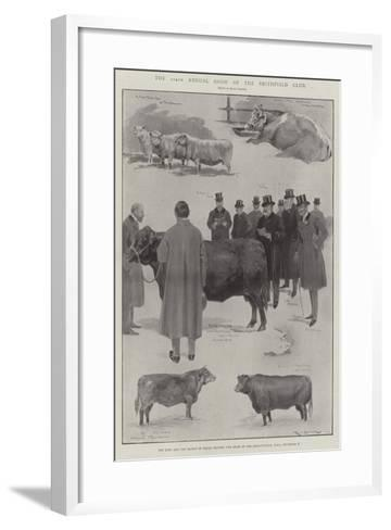 The 104th Annual Show of the Smithfield Club-Ralph Cleaver-Framed Art Print