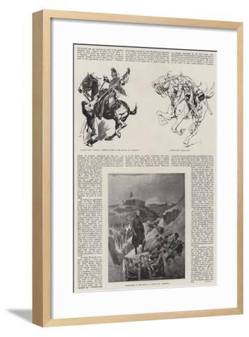 Richard Caton Woodville and His Work-Richard Caton Woodville II-Framed Art Print