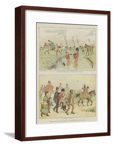 Water-Colour Sketches-Randolph Caldecott-Framed Art Print