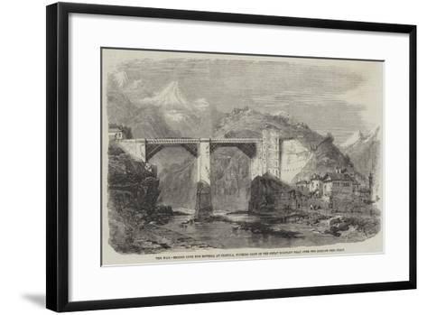 The War-Richard Principal Leitch-Framed Art Print
