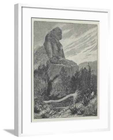 Nada the Lily-Richard Caton Woodville II-Framed Art Print