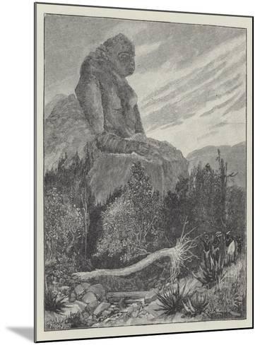 Nada the Lily-Richard Caton Woodville II-Mounted Giclee Print
