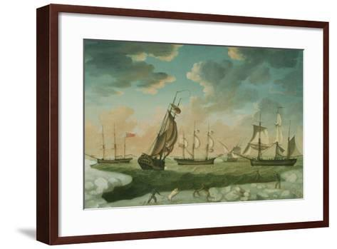 Arctic Scene-Robert Willoughby-Framed Art Print