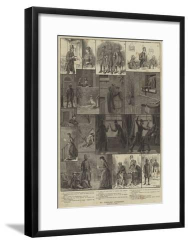 Mr Tompkins' Atonement-S^t^ Dadd-Framed Art Print