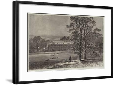 Knowsley House-Samuel Read-Framed Art Print