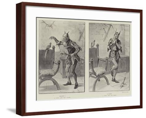 A Fool and His Folly-S^t^ Dadd-Framed Art Print