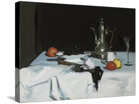 The Coffee Pot, C. 1905-Samuel John Peploe-Stretched Canvas Print