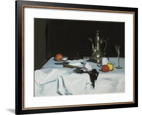 The Coffee Pot, C. 1905-Samuel John Peploe-Framed Art Print